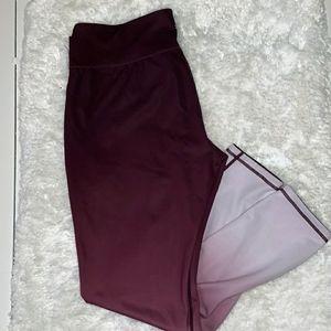 Athleta ombre leggings
